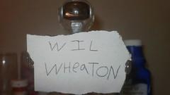 Robots love wil wheaton! (Casio: Life in a window) Tags: delete10 delete9 delete5 delete2 delete6 delete7 save3 delete8 delete3 delete delete4 save save2 deletedbythehotboxuncensoredgroup