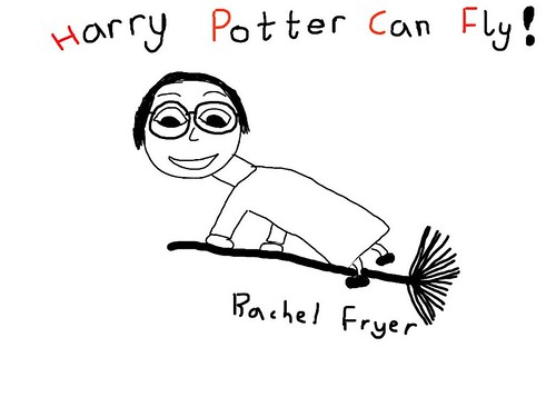 Harry Potter Can Fly! by Wesley Fryer, on Flickr
