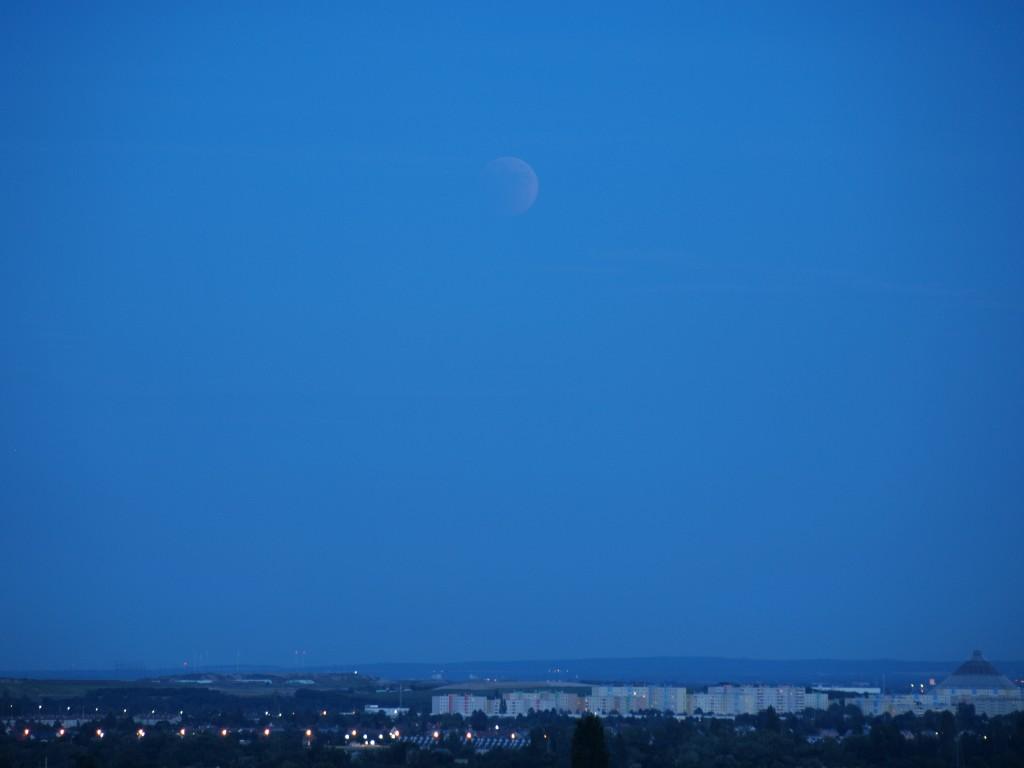 Mondfinsternis, 15.Jun.2011, 21:26 MESZ