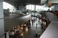 Halle BMW Welt München