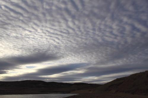 Melvich sky