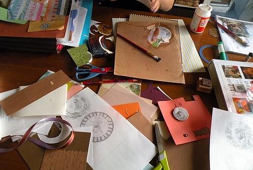crafty table