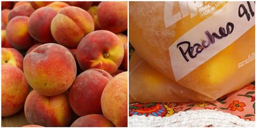 summer peaches/ winter peaches