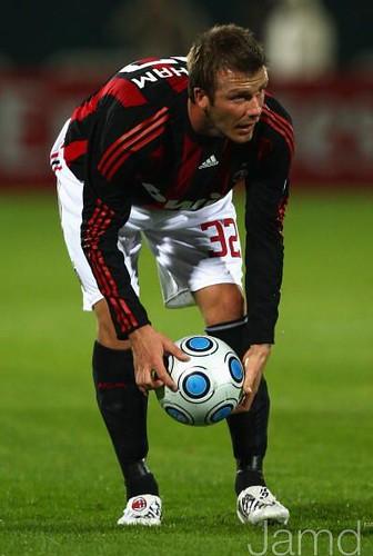 David Beckham AC Milan