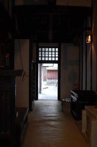 適塾(旧緒方洪庵邸) 土間