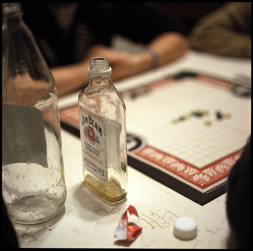 Alcohol and Pente