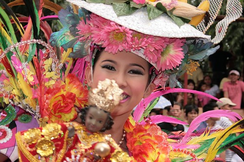Traveling and Festival Sinulog Cebu City