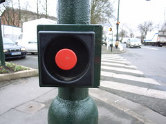 Big red button