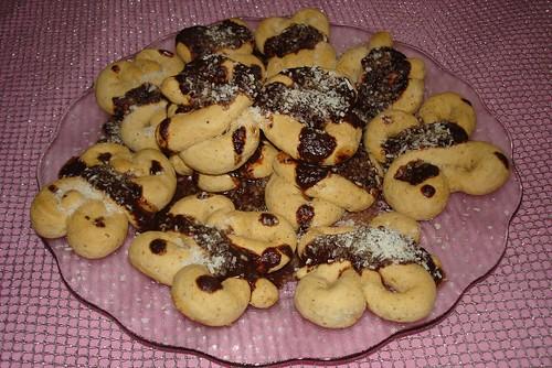 bayatekmekten çikolatalı kurabiye