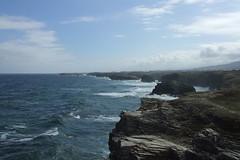 Praia Das Catedrais, Ribadeo, Galicia, Spain (davidwoolf) Tags: sea coast spain waves galicia foz northernspain ribadeo rinlo praiadascatedrais cliffformations playasdecatedrales