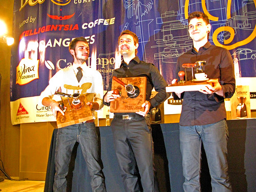 The Intelligentsia-LA WRBC winners, courtesy of Tonx
