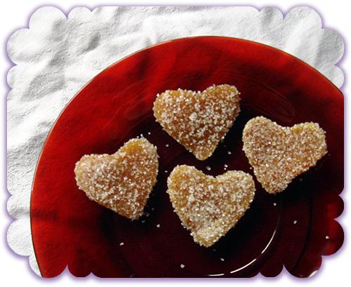 heart peels