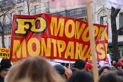 IMG_3189 (zematz) Tags: france jeudi sarkozy manifestation