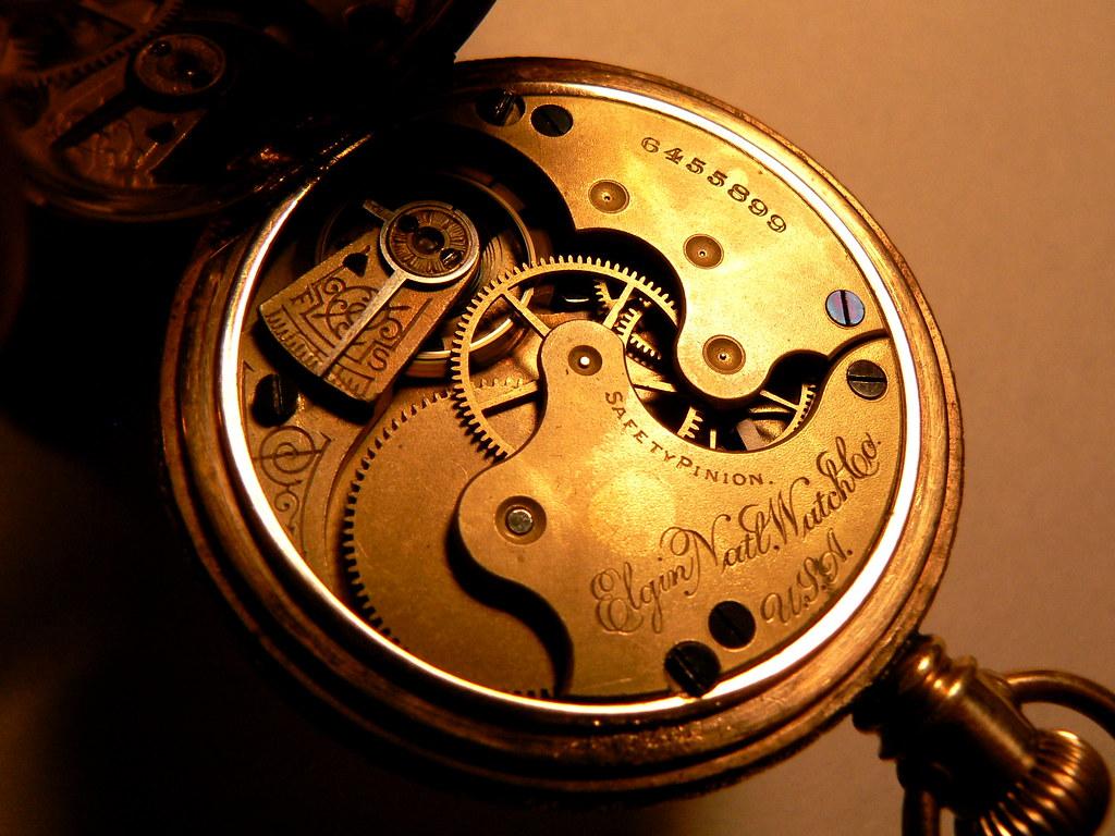 Elgin Pocket Watch 02.05.09