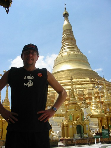 Arno in Myanmar