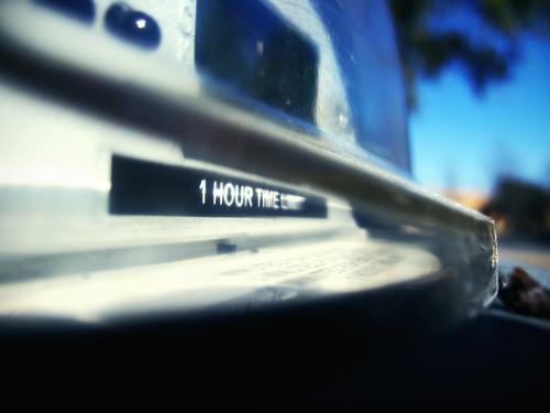 Parking Meter:  February 1, 2009
