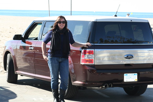 Road Testing the Ford Flex