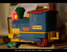 Was There Ever A Better Time? (Sam Ilić) Tags: old color train canon toy junk playwell 450d canon24105mm4