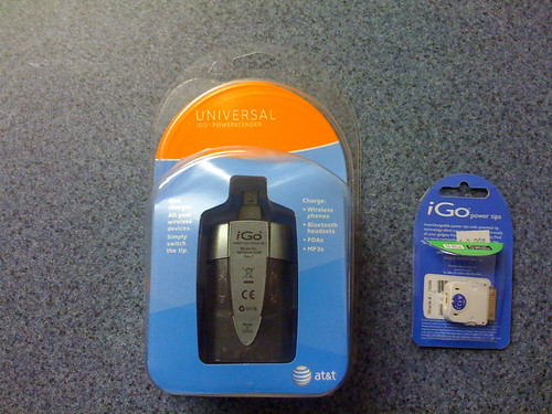iGo Battery Charger for iPhone