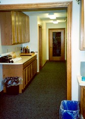 Office Hallway 2000 (Douglas Coulter) Tags: 2000 mbc officeaddition mortonbiblechurch
