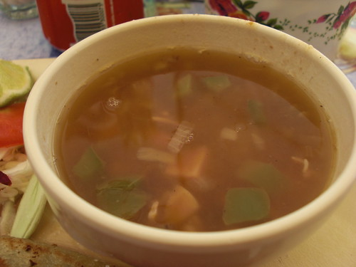 Bean & Pork Soup
