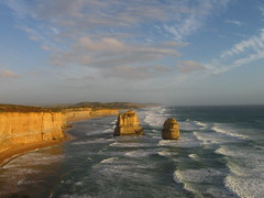 Almost Square & Nearly Round (lily imp) Tags: greatoceanroad twelveapostles australia2008