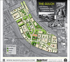 The Gulch, certified silver in Nashville TN (by: Market Street Enterprises)