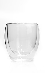 Glassssssss (ajlany) Tags: new white cup glass modern tea gray simple