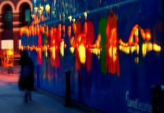 Reflection on Zavvi's, Liverpool (ronramstew) Tags: uk colour reflection liverpool reflections reflexions merseyside claytonsquare stjohnsprecinct zavvi zavvis
