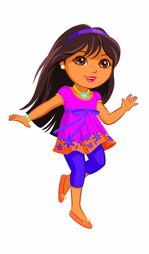 Dora the (Tween) Explorer (Courtesy Nickelodeon)