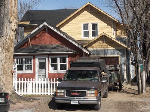 Larson House @ 6 Weeks