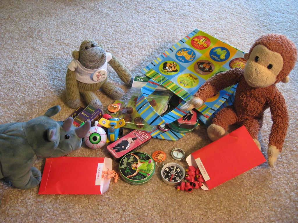 Toys !