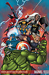MARVEL ADVENTURES AVENGERS #36