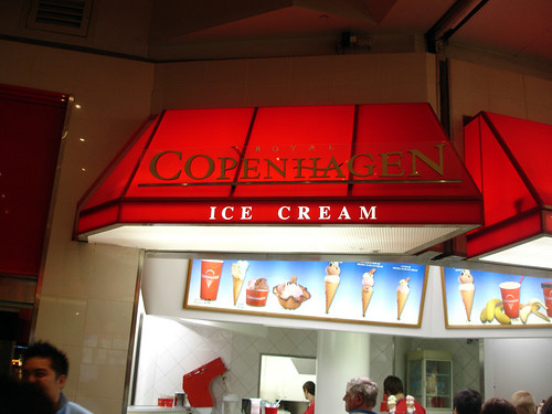 Royal Copenhagen Ice Cream company