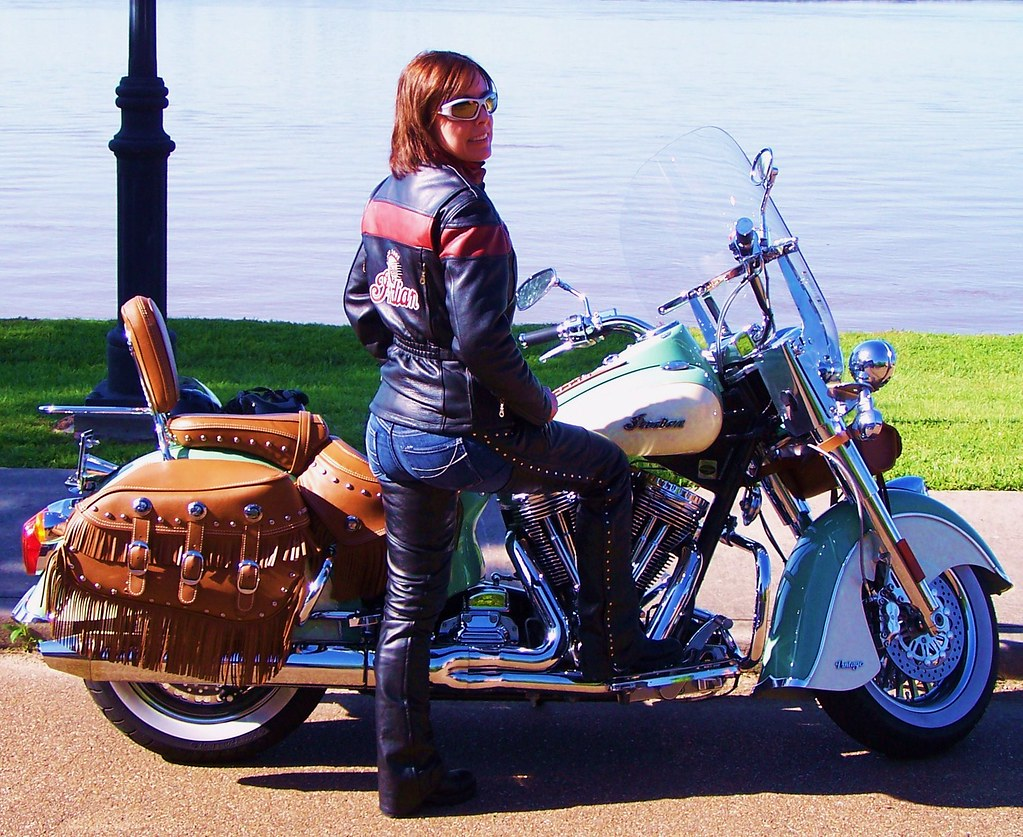 2009 Indian Chief Vintage Sexy Babe