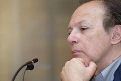 Javier Marías visitó la UC en el marco del pro...