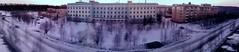 OYUN (Нерюнгринец Нерюнгринский) Tags: 2012 панорама с вечер вечером поликлиника для страна медицина нерюнгри нерюнгринский сотика взрослого взрослых взрослая юя нерюнгринец населения совершеннолетних