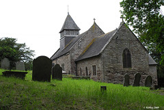 One of Many Churches Along the Path