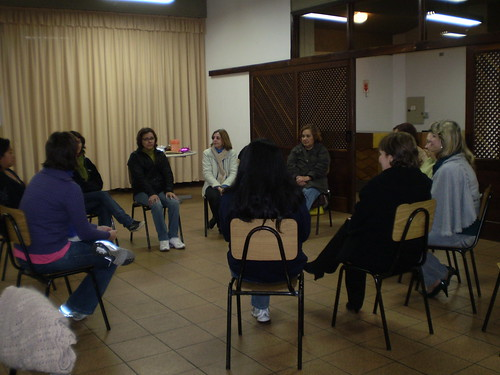 6ª Reunião Irmãs de lã