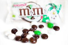 Coconut M&Ms