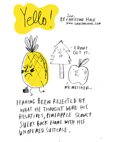 Yello! Pineapple