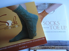 sock books