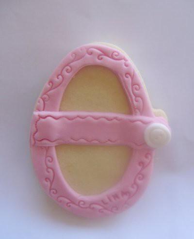 bebek ayakkabısı kurabiye