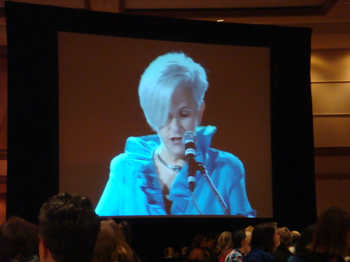 ALA 2009: So... the 2009 Newbery/Caldecott Banquet. How Was That Then?