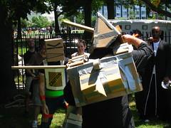 IMG_3644 (Fort Awesome2008) Tags: mccarrenpark brooklynnewyork cardboardtubefightingleague july2009