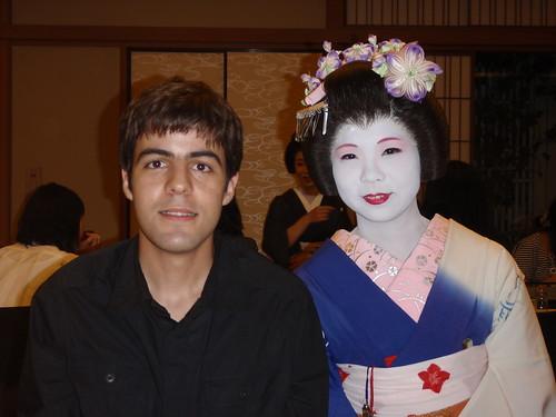 Con geisha