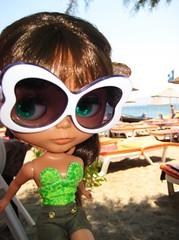Be a beach babe