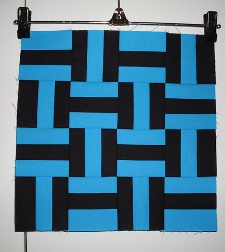 Basket Weave Block