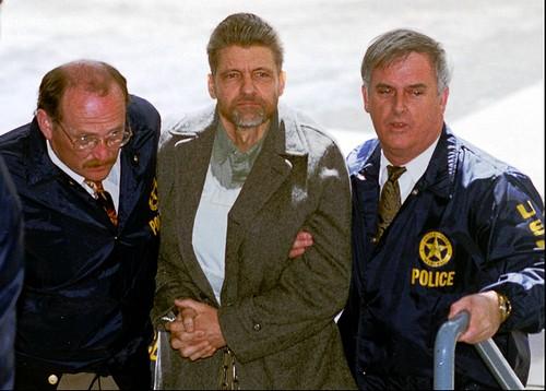 Detención de Ted Kaczynski