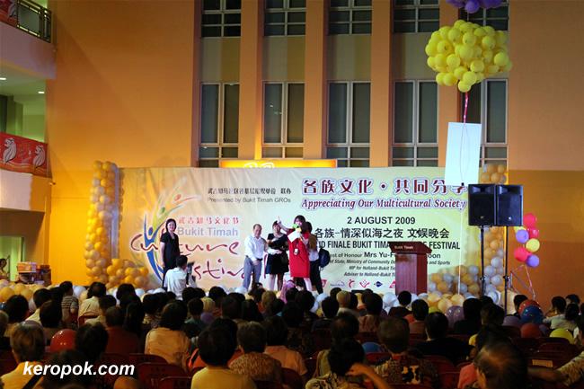 Bukit Timah Cultural Festival